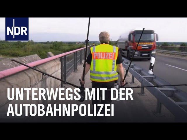 Polizeikontrolle auf der A2 | Reportage | Wie geht das? | NDR