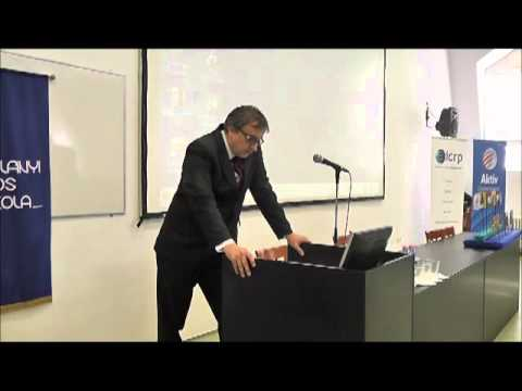 Lecture (video) by H. E. Amb. Željko Janjetović