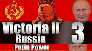 """Victoria 2 Russia """"A Kingdom Appears"""" EP:3 [""""New"""" Patch]"""