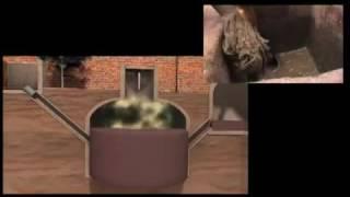 3D видео основное устройство и принципа работы биогазовой установки своими руками.(Принцип работы и основное устройство биогазовой установки для утилизации органических отходов (навоз,..., 2016-11-03T14:54:04.000Z)