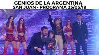 genios-de-la-argentina-en-showmatch-programa-completo-23-05-19-san-juan