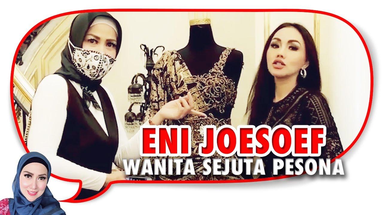 Eni Joesoef, Wanita Sosialita yang Cantik dan Seorang Designer Indonesia