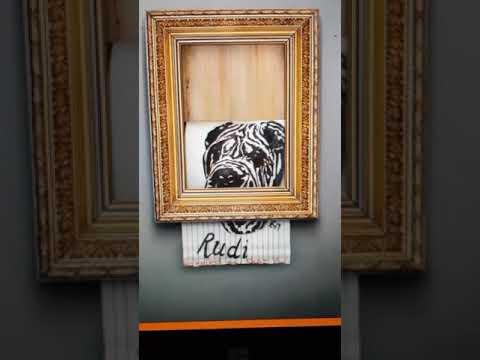 Download Rudi got Banksyed! 😂