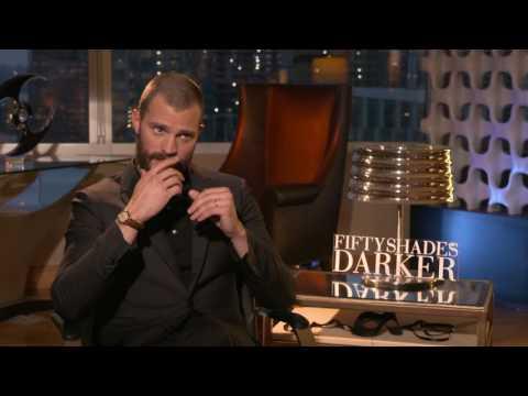 Fifty Shades Darker: Jamie Dornan Official Movie Interview