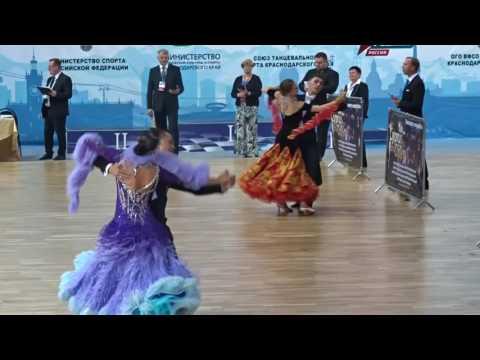 Vivat, Russia-2016! Senior I Semifinal 10 Dances.
