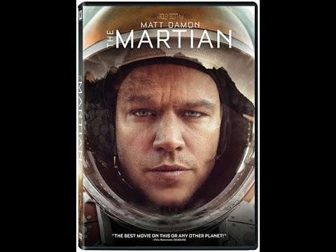Download Opening to The Martian DVD (2016)