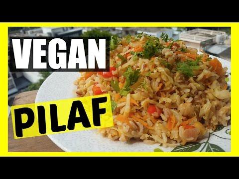 Rice, Cabbage, Chickpea Pilaf RECIPE
