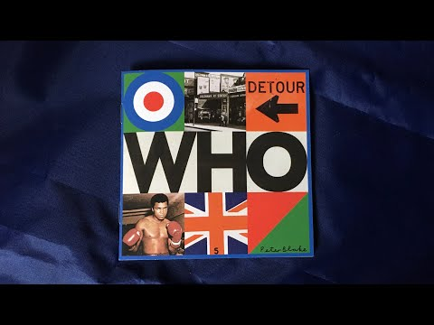 Download WHO by The Who LTD. EDITION DELUXE CD Mp4 baru
