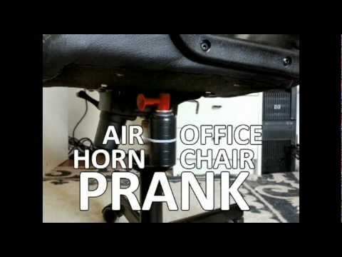 - Air Horn Office Chair Prank (with Pictures)