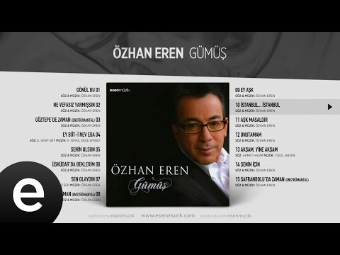 İstanbul İstanbul (Özhan Eren) Official Audio #istanbulistanbul #özhaneren