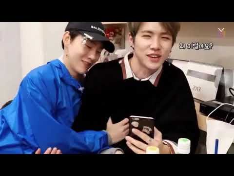 The cutest moment of Hyunbin and Donghan (HyunHan)
