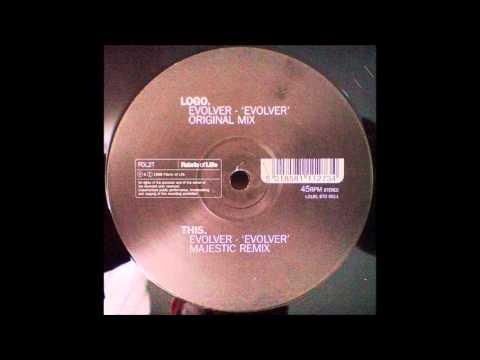 Evolver - Evolver (Wavestate Vocal Mix) (1998)