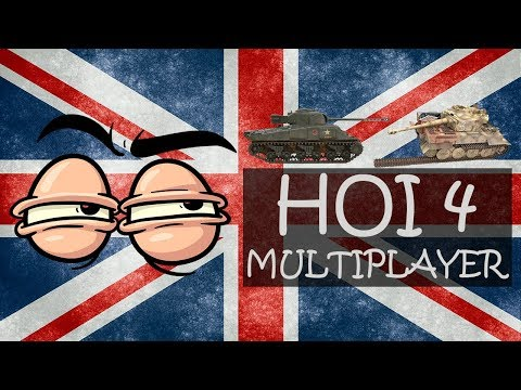 Hearts of Iron 4 MP - Entscheidung am Nil - Lage 1942#8