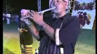 3مزميرة علي هزازي- حفل أهالي جازان بعيد الفطر 1430.WMV