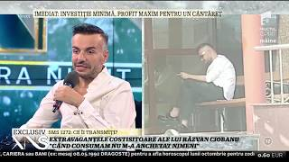 Răzvan Ciobanu, acuzat că a făcut trafic de droguri:
