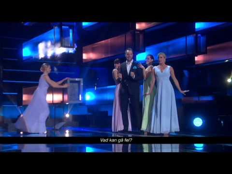 Vad Kan Gå Fel - Öppningsnummer Melodifestivalen 2015 (Malmö)