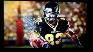 Canadian football league intro (2013)