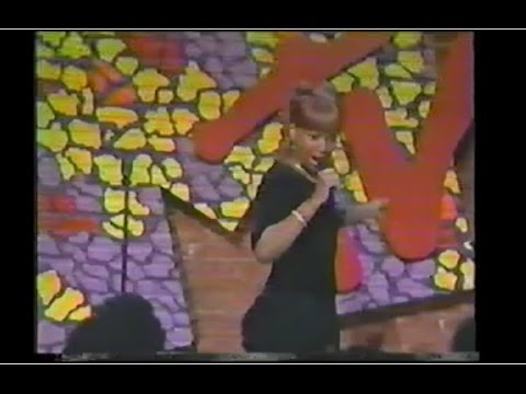 Mary J. Blige - You Remind Me - Live on MTV Fade to Black (1992)
