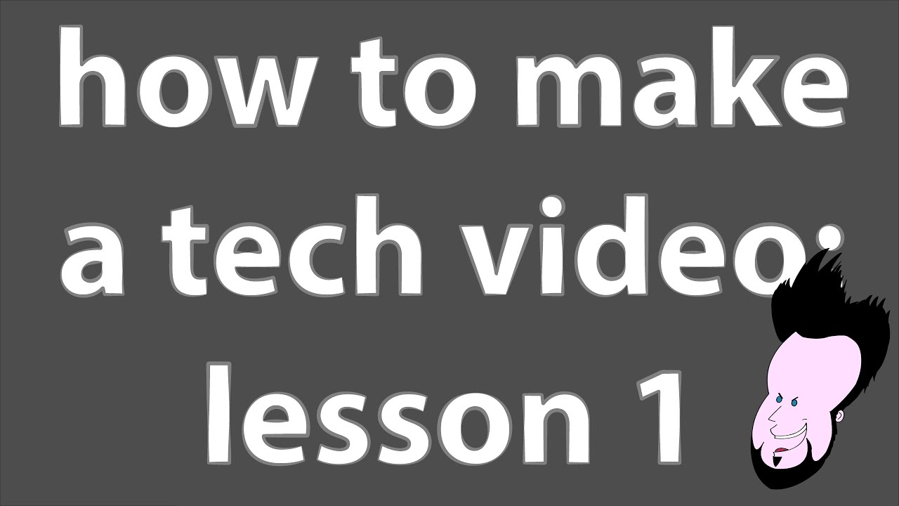 how to make a youtube introduction video