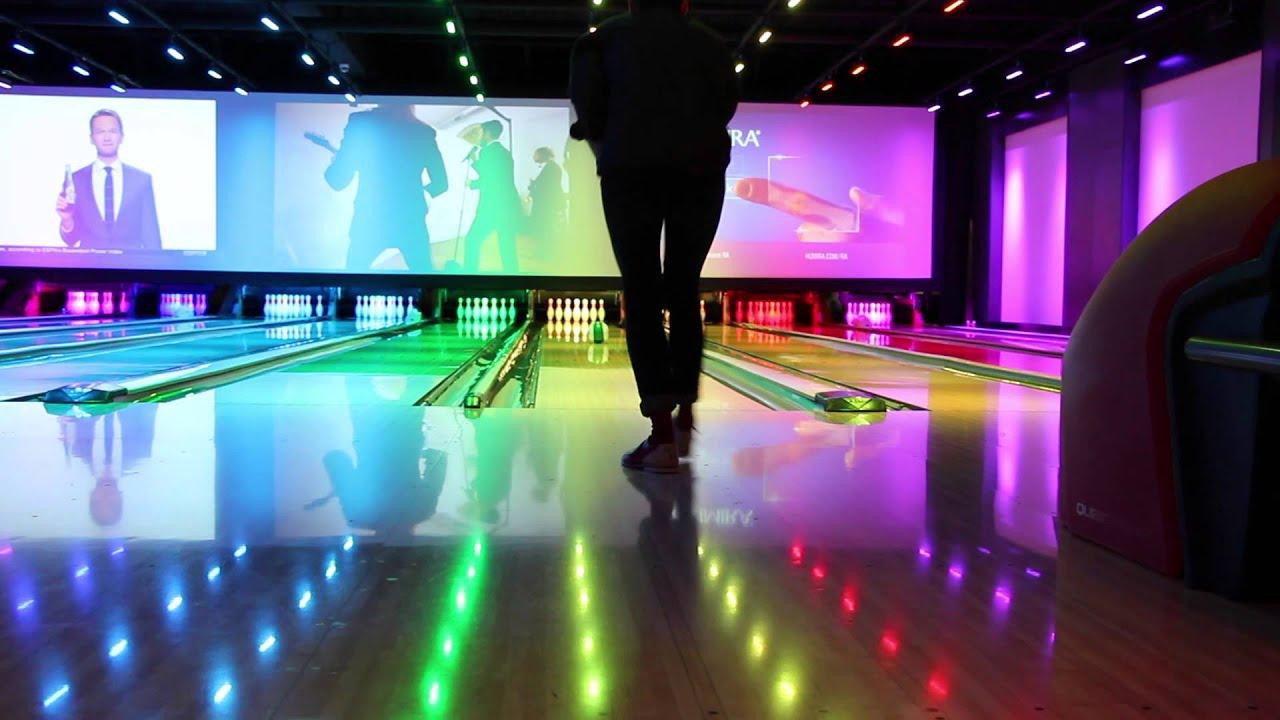 Glow bowling tulsa