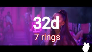 Download Ariana Grande- 7 Rings  32D Audio  Better than 8d,9d and 16d Audio