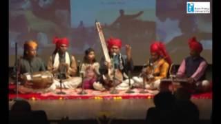 Songs of Kabir by Kaluram Bamaniya and Mandali (Bodies of Song Book launch by Linda Hess)