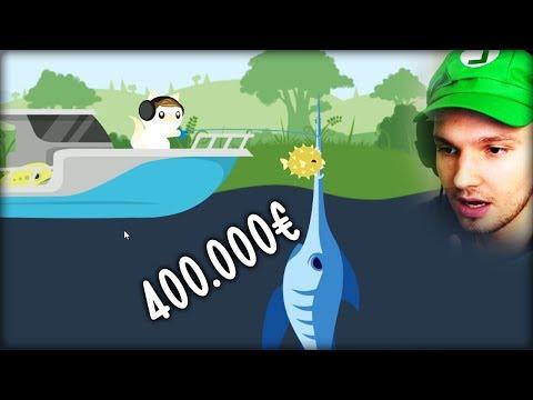 DER SCHWERTFISCH IST 400.000€ WERT... !! JETZT KAUF ICH MIR ALLES !! | Cat Goes Fishing (Part 6)