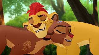 The Lion Guard: Kion and Rani's Love Song - Of the Same Pride (Part 2)