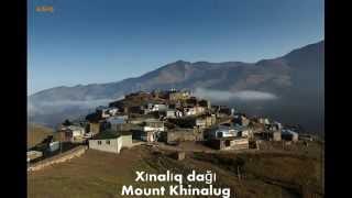 Azərbaycan Dağları Azerbaijan Mountains Азербайджанские горы