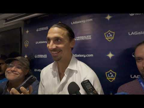 Zlatan Ibrahimovic declares himself best to ever play in Major League Soccer after hat trick
