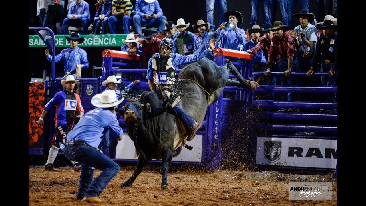 Circuito Rodeio 2018 : ª round final liga nacional de rodeio festa do peão de