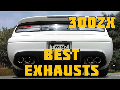 ULTIMATE Nissan 300ZX Turbo NA Z32 Fairlady Z VG30DETT VG30DE Exhaust Sound Compilation