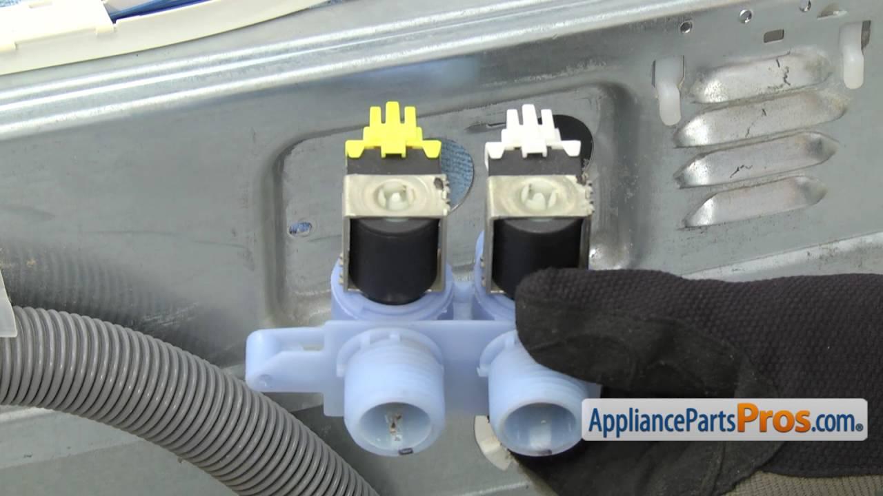 WP8540751 For Whirlpool Washing Machine Water Inlet Valve
