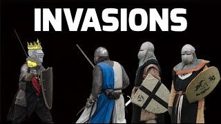 Dark Souls 3 Invasions: Fist Weapon Invasions
