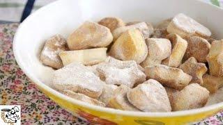 Homemade Cookies.sour Cream Cookies