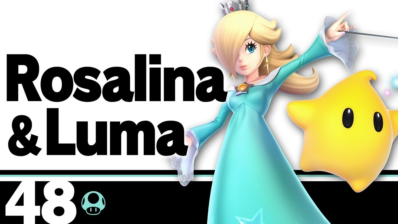 Rosalina & Luma (SSBU) - SmashWiki, the Super Smash Bros  wiki