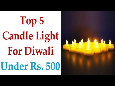 best-5-light-candles-for-diwali-under-500-in-2018-in-india-(october-2019)