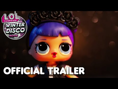 LOL Surprise! | Winter Disco Movie Trailer | Amazon Original Kids Special | Watch Now!