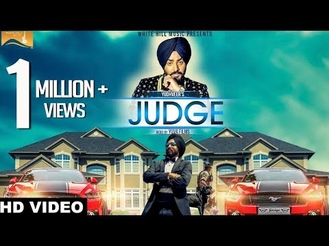 New Punjabi Song 2017 - Judge (Full Song) Yudhveer - Latest Punjabi Songs 2017 - WHM