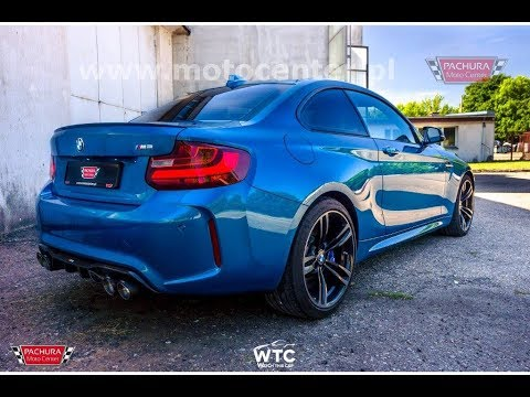 BMW M2 ISAMU Akrapovic tuned by Pachura Moto Center (Part 1/2)