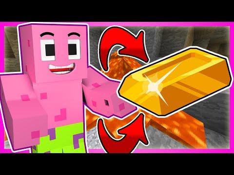 LOST IN A CAVE - Minecraft Spongebob Episode 31 (Minecraft Roleplay)