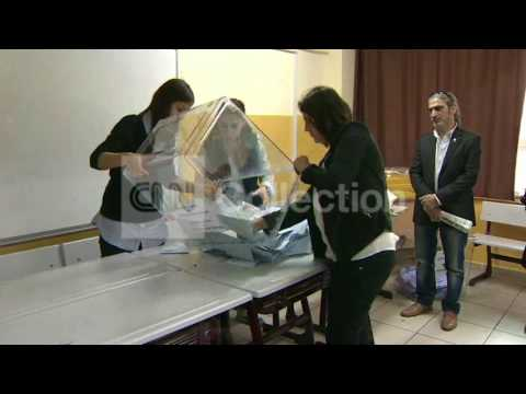 TURKEY: COUNTING THE BALLOTS