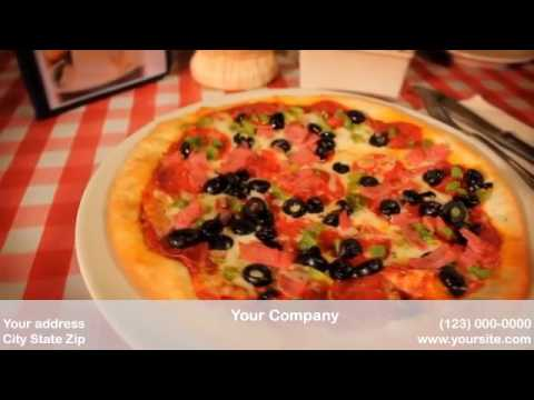 Pizza Commercial | Denver Media Corp