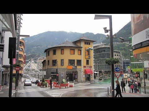 Andorra la Vella September 2014