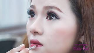 DẠY MAKE UP - ĐÀO TẠO MAKE UP - HỌC NGHỀ MAKE UP