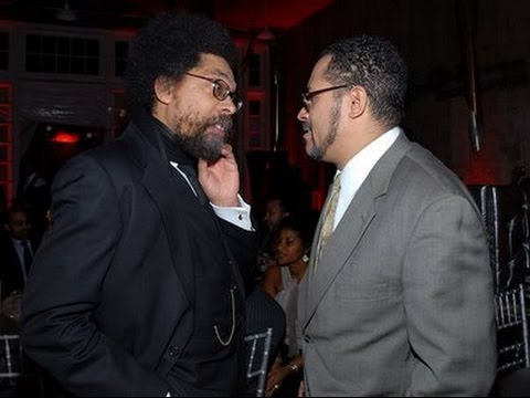 Michael Eric Dyson just attacked Cornel West and I didn't like it