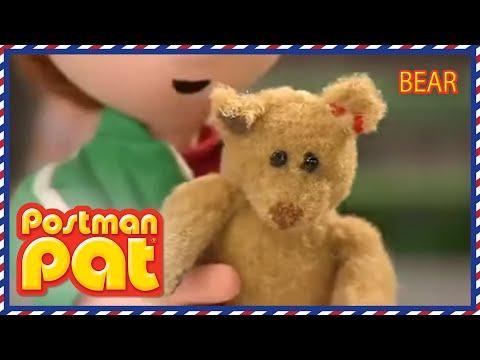 Postman Pat & the Disappearing Bear   Postman Pat   Full Episodes   Kids Cartoon