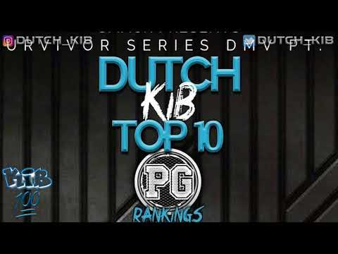 KIB RANKINGS | TOP 10 SSDMV ENCORE URL PGs