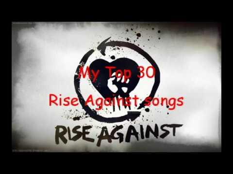 Top 30 Rise Against songs