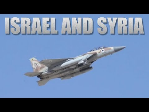 Israel and Syria: A Closer Look